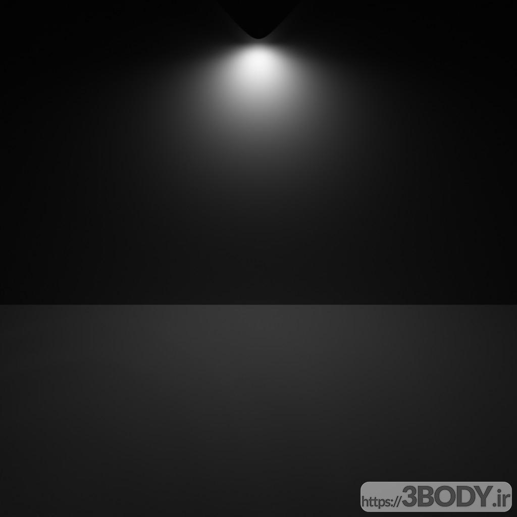 فایل نور IES Light عکس 1