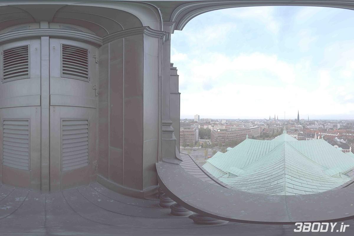 فایل HDRI داخلی008 عکس 1