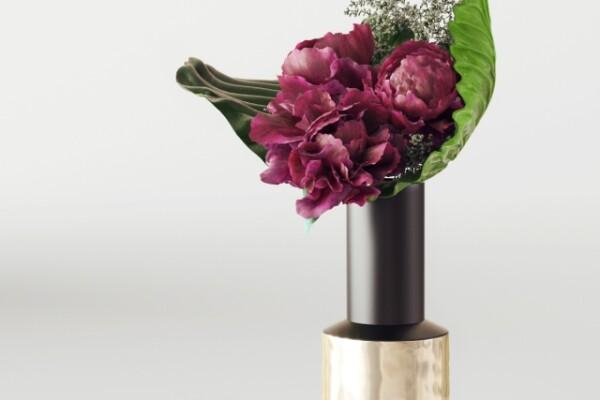 آبجکت سه بعدی گل لارگو عکس اصلی