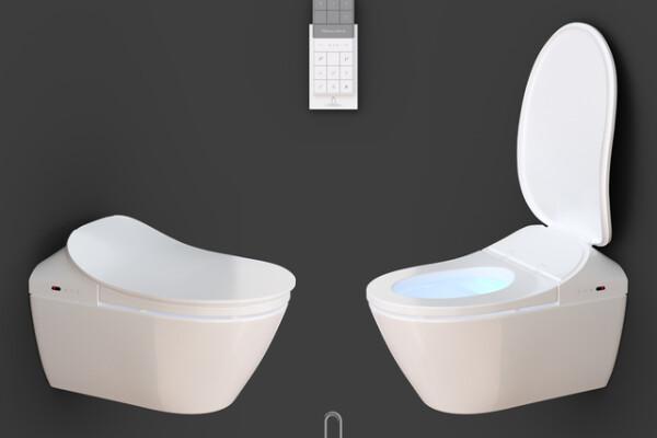 آبجکت سه بعدی توالت فرنگی عکس اصلی