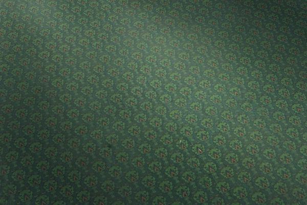 متریال کف سنگی سبز طرح درخت عکس اصلی