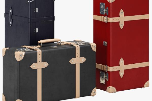 آبجکت سه بعدی چمدان عکس اصلی