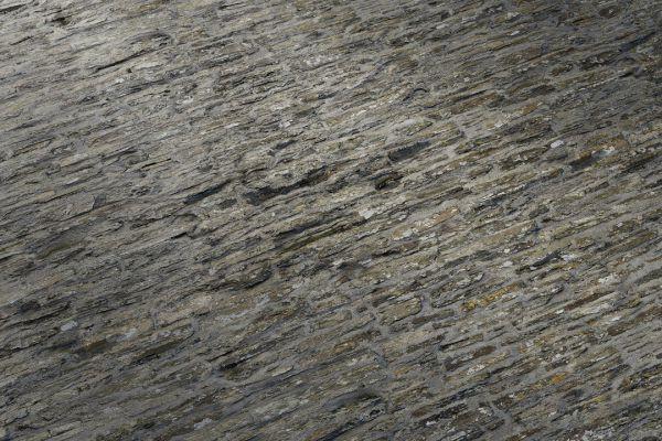 متریال دیوار سنگی خاکستری کمرنگ عکس اصلی