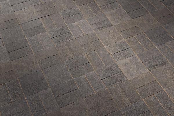 متریال سنگ فرش  طوسی عکس اصلی