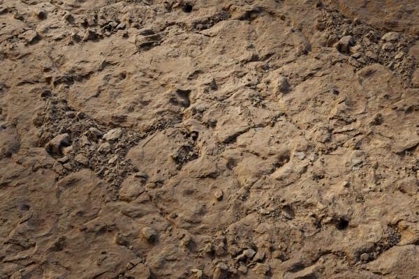 متریال سنگ خشن عکس اصلی