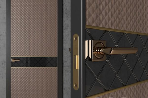 مدل سه بعدی در اتاق  سیاه عکس اصلی