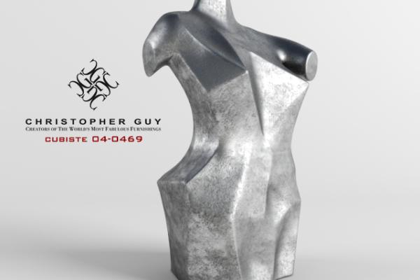 آبجکت سه بعدی مجسمه عکس اصلی