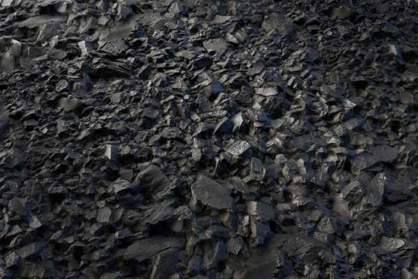 تکسچر pbr سنگ زغالی کیفیت بالا عکس اصلی