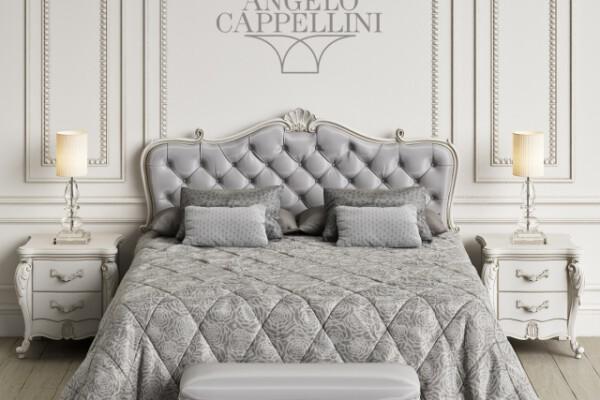 آبجکت سه بعدی اتاق خواب  طوسی عکس اصلی