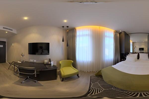 فایل اچ دی ار ای اتاق هتل عکس اصلی