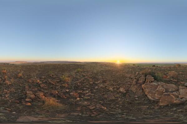 تصاویر HDRI آسمان غروب عکس اصلی