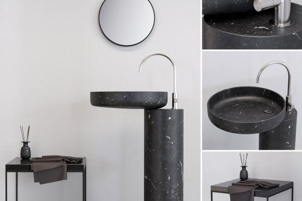 آبجکت سه بعدی دکور حمام عکس اصلی