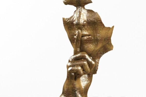 مدل سه بعدی مجسمه چهره مرد عکس اصلی