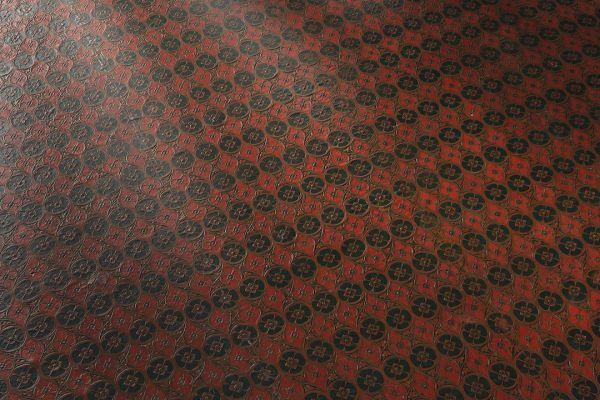 متریال کف سنگی طرح قرمز و مشکی عکس اصلی