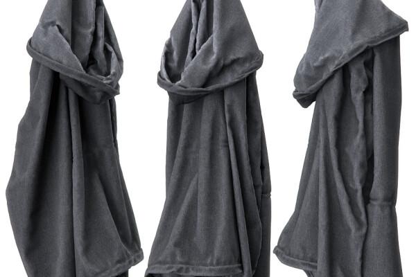 آبجکت سه بعدی ژاکت   سیاه عکس اصلی