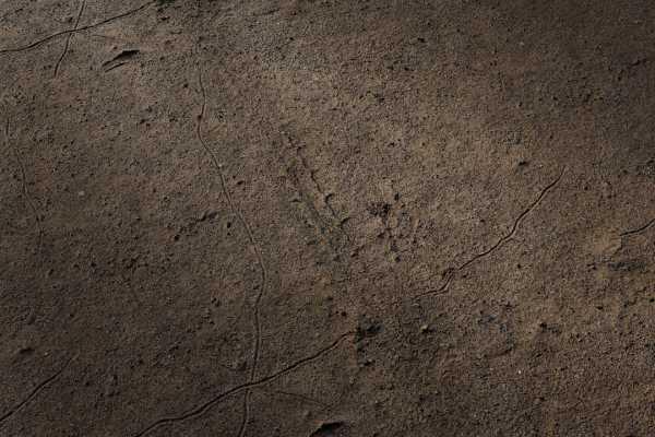 متریال خاک hardened soil    تیره عکس اصلی