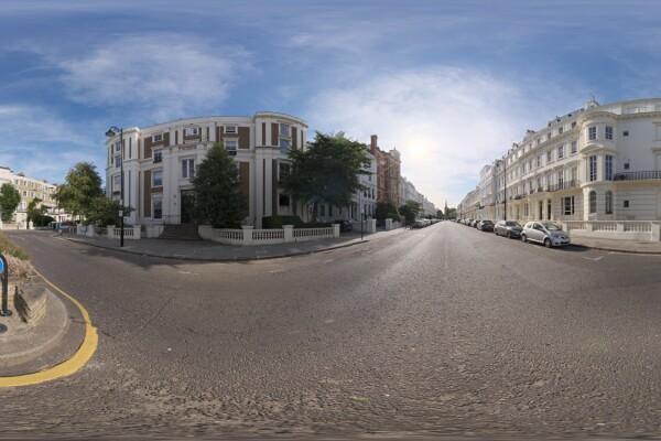 فایل HDRI خارجی اروپا خیابان شهری خیابان شهری 04 عکس اصلی