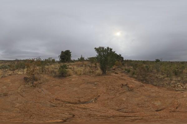 فایل HDRI آسمان طوفانی عکس اصلی