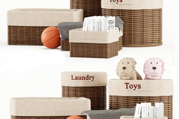 مدل سه بعدی مجموعه اسباب بازی 01 عکس اصلی