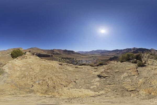 تصاویر اچ دی ار ای آسمان پاک روز عکس اصلی