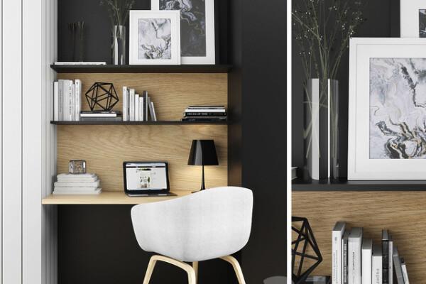 آبجکت سه بعدی ست تزئینی میز و صندلی عکس اصلی