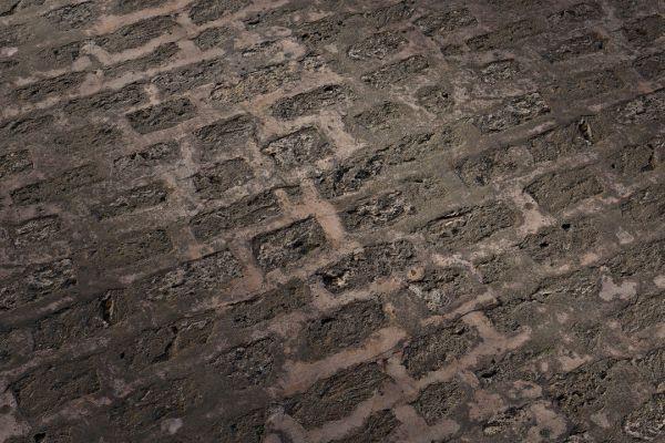 متریال کف آجری brick floor عکس اصلی