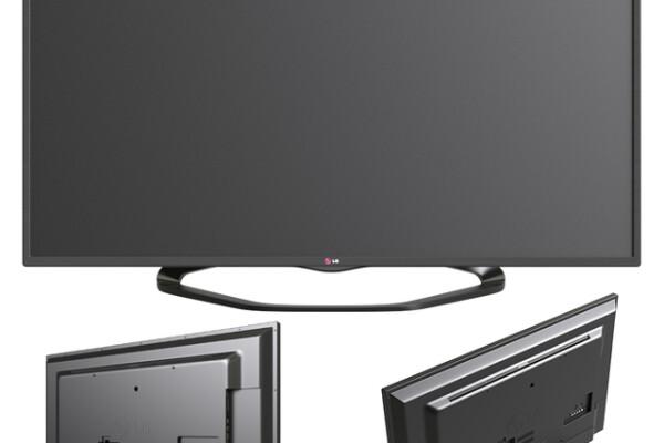 مدل سه بعدی تلویزیون ال جی عکس اصلی