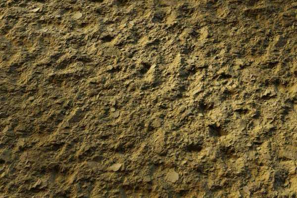 متریال گِل rough soil    زرد عکس اصلی