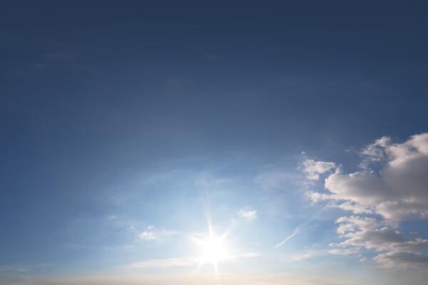 فایل HDRI آسمان روز عکس اصلی