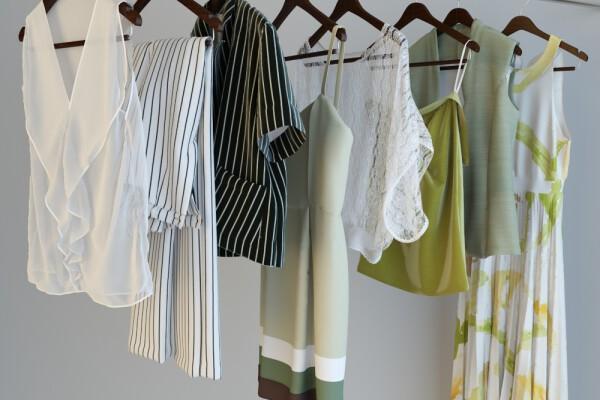 آبجکت سه بعدی لباس های تابستانی عکس اصلی