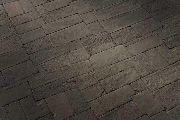 متریال سنگ کف stone floors    سیاه عکس اصلی