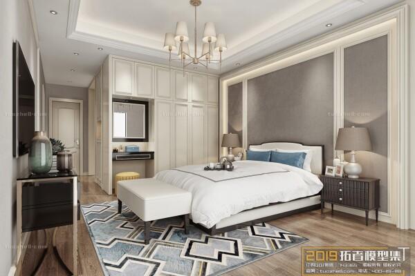 صحنه های اماده اتاق خواب به سبک اروپایی عکس اصلی
