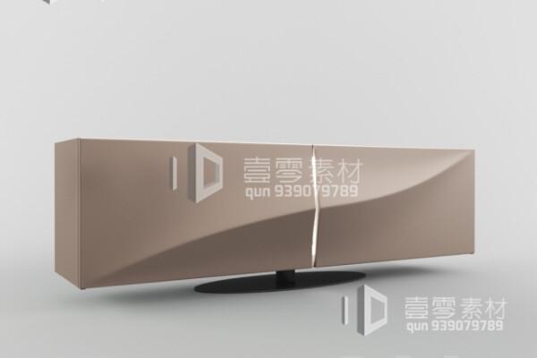 آبجکت سه بعدی میز کنسول عکس اصلی