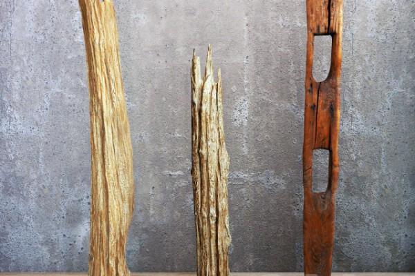 آبجکت سه بعدی چوب عکس اصلی