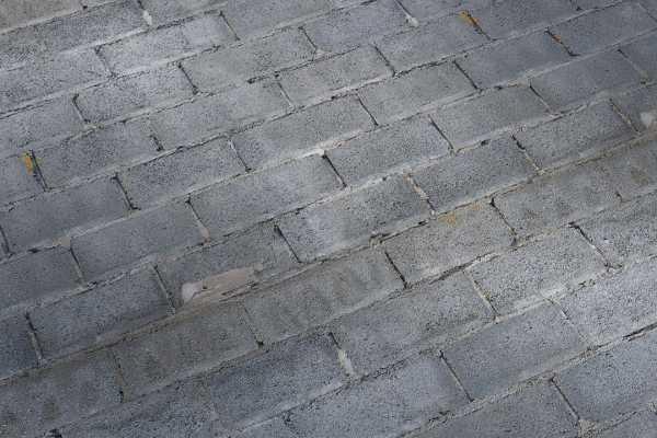 متریال آجر زبر Rough brick عکس اصلی