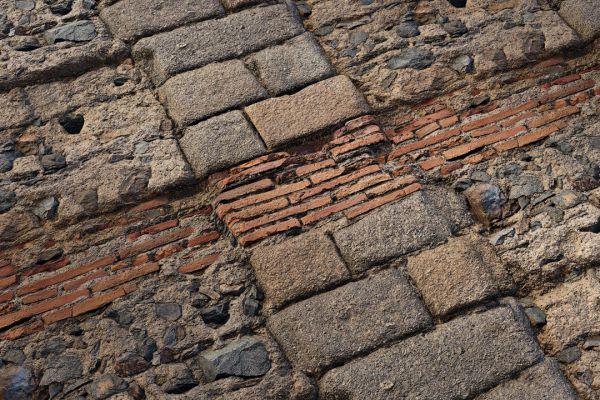 متریال دیوار آجری brick wall عکس اصلی