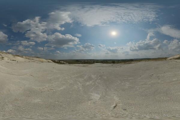 فایل اچ دی ار ای آسمان روز معدن عکس اصلی